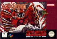 Secret of Evermore Super Nintendo