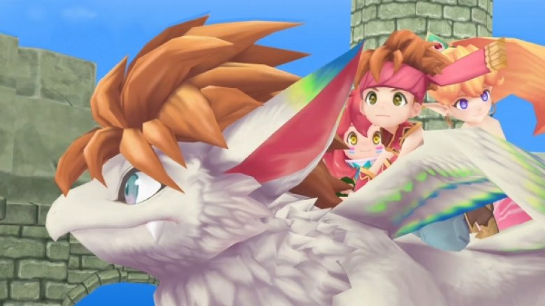 Remake del clásico Secret of Mana anunciado por sorpresa para PS4, Vita y Steam