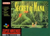 Secret of Mana (1993) Super Nintendo