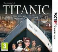 Secrets of the Titanic (1912-2012) Nintendo 3DS