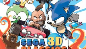 SEGA 3D Classics Collection guarda un secreto