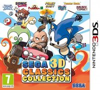 SEGA 3D Classics Collection Nintendo 3DS