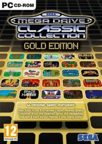 Sega Genesis Classic Collection PC