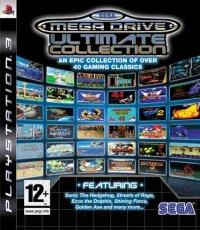 Sega Mega Drive Ultimate Collection PS3