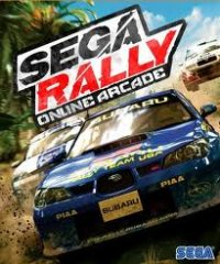SEGA Rally Online Arcade PS3