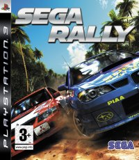 SEGA Rally Revo PS3