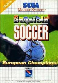 Sensible Soccer: European Champions Master System