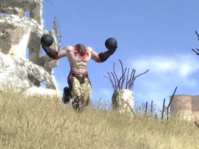 Capturas Serious Sam 3