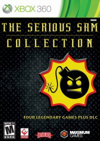 Serious Sam Collection Xbox 360