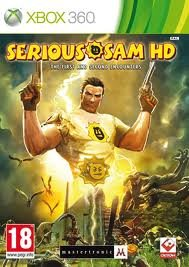 Serious Sam HD Xbox 360