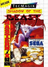 Shadow of the Beast (1992) Master System