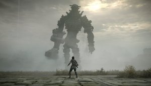 ¿Sabías que Shadow of the Colossus iba a ser un juego online?