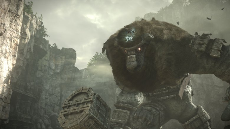 Shadow of the Colossus para PS4 muestra un nuevo tráiler en Tokyo Game Show
