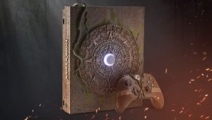Os presentamos la Xbox One edición Shadow of the Tomb Raider con causas benéficas