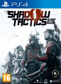 Shadow Tactics: Blades Of The Shogun PS4