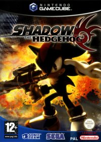 Shadow The Hedgehog GameCube