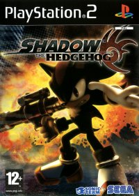 Shadow The Hedgehog Playstation 2