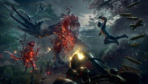 Shadow Warrior 2 se luce en un nuevo y extenso gameplay