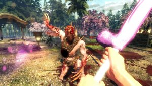 Saints Row IV presta el consolador a Shadow Warrior