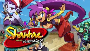 Shantae and the Pirate's Curse aparece listado para PS4 y Xbox One