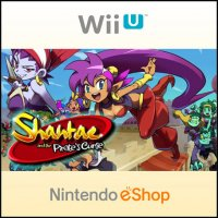 Shantae and the Pirate's Curse Wii U