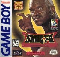 Shaq Fu Game Boy