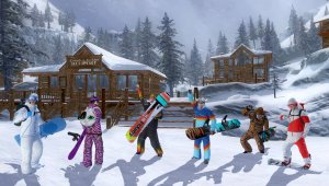 Nuevo pack disponible para Shaun White Snowboarding