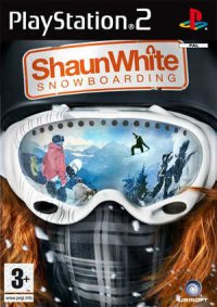 Shaun White Snowboarding Playstation 2