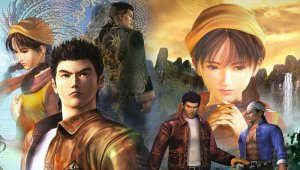 Shenmue 1 & 2 HD llegarán este año a PS4, Xbox One y PC