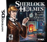 Sherlock Holmes and the Mystery of Osborne House Nintendo DS