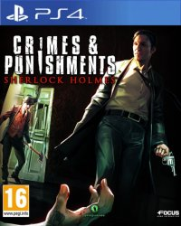 Sherlock Holmes: Crimes and Punishments PS4