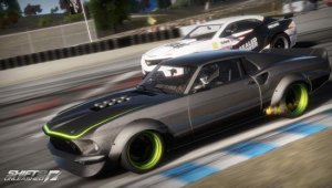 Chris Rado nos enseña a atacar una curva con Shift 2: Unleashed [Ps3p]