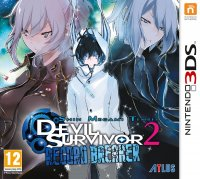 Shin Megami Tensei: Devil Survivor 2 Record Breaker Nintendo 3DS
