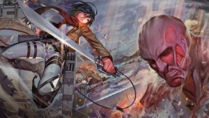 Shingeki no Kyojin: Humanity in Chains para 3DS llegará el 2 de julio