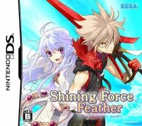 Shining Force Feather Nintendo DS