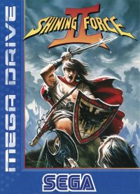 Shining Force II Mega Drive