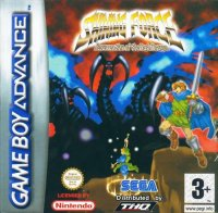 Shining Force: Resurrection of the Dark Dragon Game Boy Advance