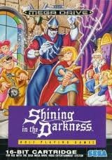 Shining in the Darkness Wii