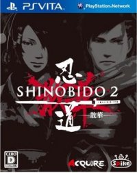 Shinobido 2 PS Vita