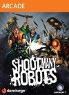 Shoot Many Robots Xbox 360
