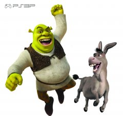 Shrek & Asno Artwork [1]