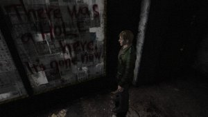 Silent Hill HD Collection está realizado con un código fuente sin acabar