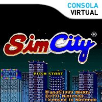 SimCity (1990) Wii