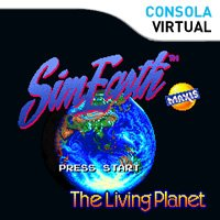 SimEarth: The Living Planet Wii