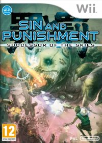 Sin & Punishment 2 Wii