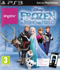 SingStar Disney Frozen PS3