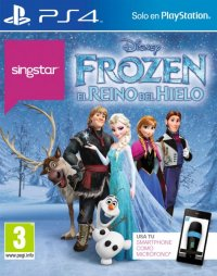 SingStar Disney Frozen PS4