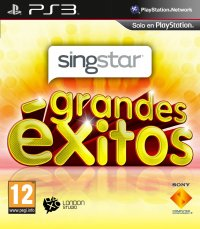 Singstar Grandes Éxitos PS3