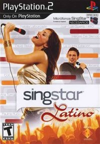 Singstar Latino Playstation 2