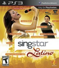 Singstar Latino PS3